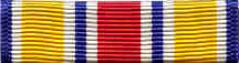 Tour of duty ribbon