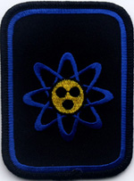 Science Division Patch