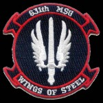 631st MSG Patch